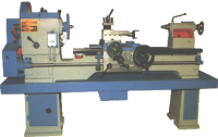 Meddium Duty Lathe Machine